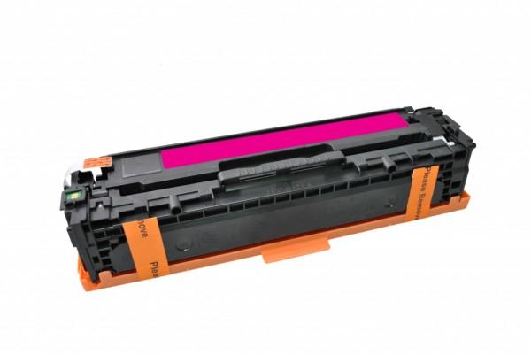 MSE Premium Farb-Toner für HP Color LaserJet CP1525 (128A) Magenta - kompatibel mit CE323A