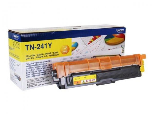 Original Toner Brother TN241Y