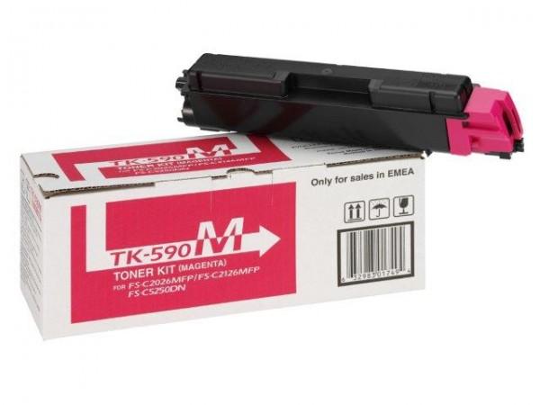 Original Toner Kyocera 1T02KVBNL0 / TK-590M