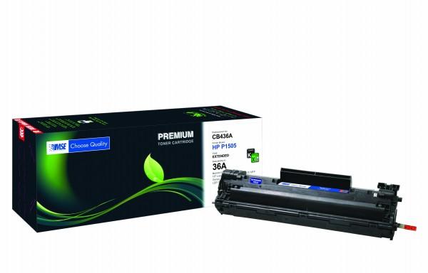 MSE Premium Toner für HP LaserJet P1505 XXL - kompatibel mit CB436A-XXL