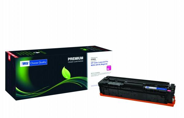 MSE Premium Farb-Toner für HP Color LaserJet Pro M252 (201A) Magenta - kompatibel mit CF403A