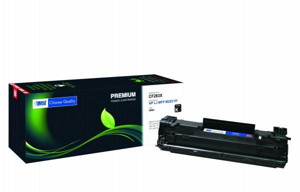 MSE Premium Toner für HP LaserJet M225 (83X) High Yield - kompatibel mit CF283X