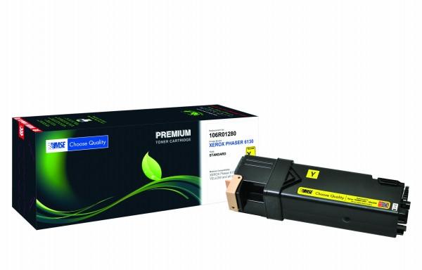 MSE Premium Farb-Toner für Xerox Phaser 6130 Yellow - kompatibel mit 106R01280