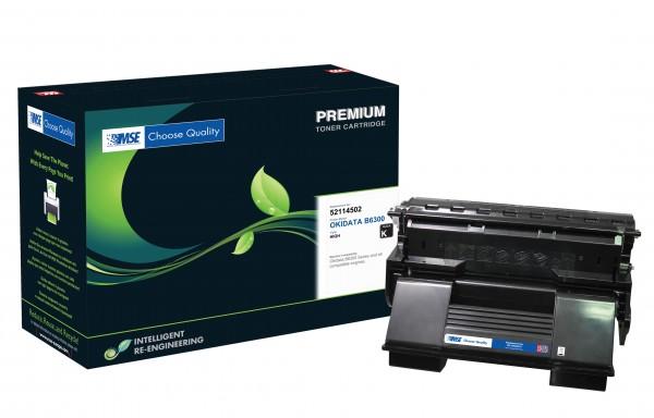MSE Premium Toner für Oki B6300 High Yield - kompatibel mit 9004079