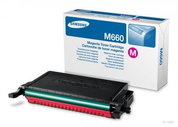 Original Toner Samsung ST924A / CLP-M660B/ELS