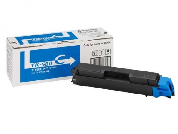Original Toner Kyocera 1T02KTCNL0 / TK-580C