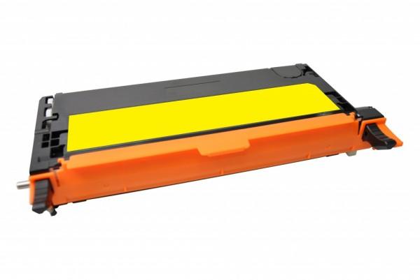 MSE Premium Farb-Toner für Dell 3110CN Yellow - kompatibel mit 593-10168