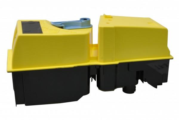 MSE Premium Farb-Toner für Kyocera KM-C2520 Yellow - kompatibel mit TK-825Y