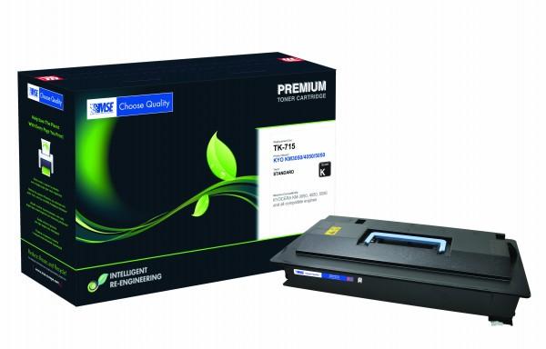 MSE Premium Toner für Kyocera KM-3050/4050/5050 - kompatibel mit TK-715