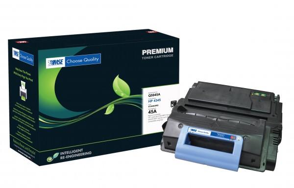 MSE Premium Toner für HP LaserJet 4345 (45A) - kompatibel mit Q5945A