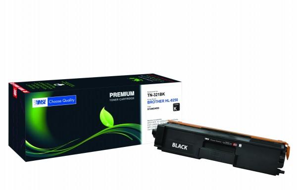 MSE Premium Farb-Toner für Brother HL-L8250/L8350 Black - kompatibel mit TN321BK