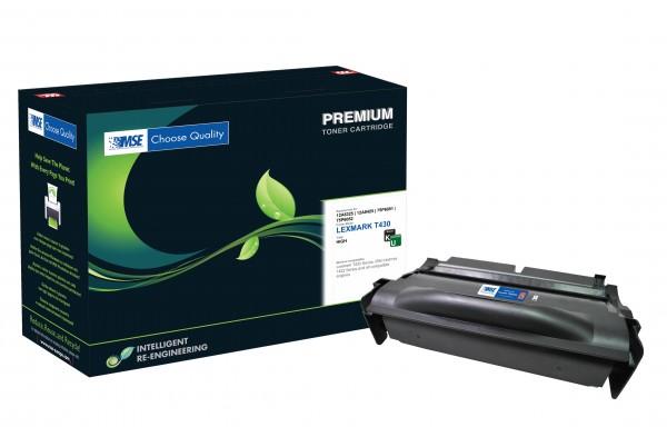MSE Premium Toner für Lexmark T430 High Yield - kompatibel mit 12A8325