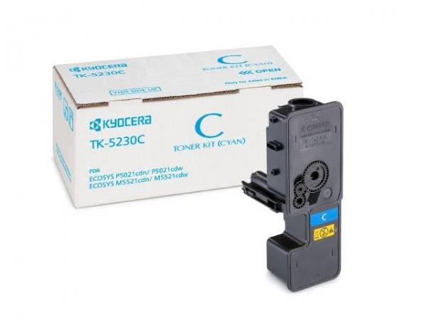 Original Toner Kyocera 1T02R9CNL0 / TK-5230C