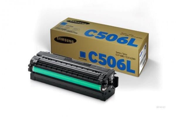 Original Toner Samsung SU038A / CLT-C506L/ELS
