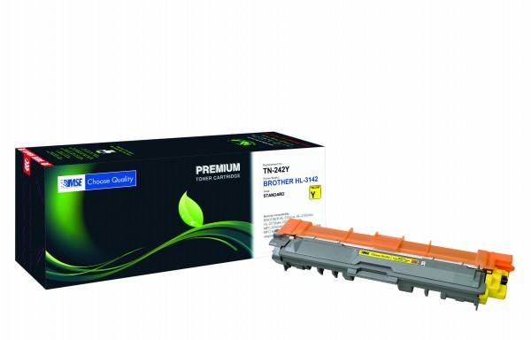 MSE Premium Farb-Toner für Brother HL-3142/3152/3172 Yellow - kompatibel mit TN242Y