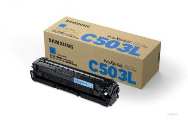 Original Toner Samsung SU014A / CLT-C503L/ELS