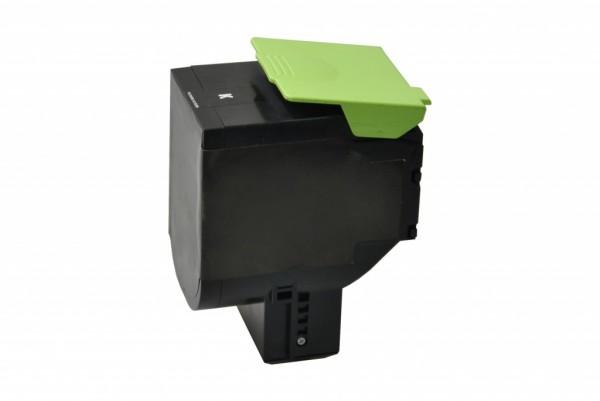 MSE Premium Farb-Toner für Lexmark CS410 Black High Yield - kompatibel mit 70C2HK0