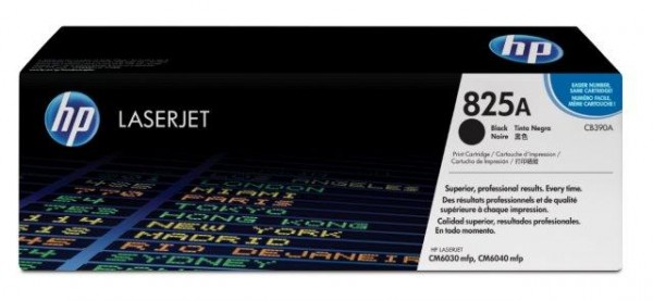 Original Toner Hewlett Packard CB390A