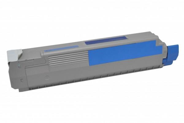 MSE Premium Farb-Toner für Oki ES8460 Cyan - kompatibel mit 44059231