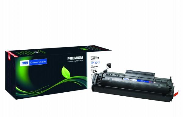 MSE Premium Toner für HP LaserJet 1010 (12A) - kompatibel mit Q2612A