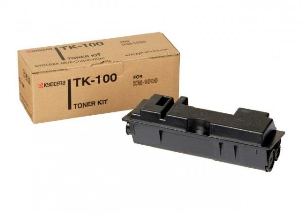 Original Toner Kyocera 370PU5KW / TK-100