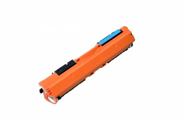 MSE Premium Farb-Toner für HP Color LaserJet M176/M177 (130A) Cyan - kompatibel mit CF351A