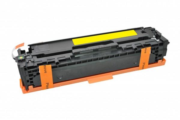 MSE Premium Farb-Toner für HP LJ Pro 200 M251/M276 Yellow XXL - kompatibel mit CF212A-XXL