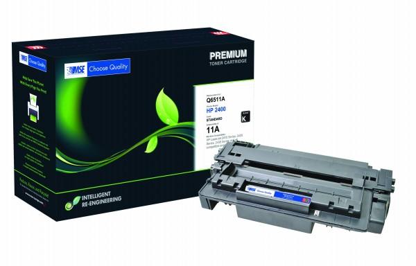 MSE Premium Toner für HP LaserJet 2420/2430 (11A) - kompatibel mit Q6511A