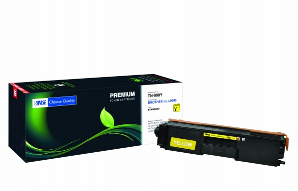 MSE Premium Farb-Toner für Brother HL-L9200/L9300 Yellow - kompatibel mit TN900Y