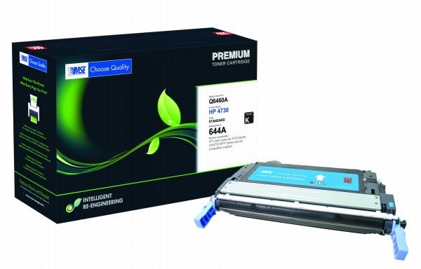 MSE Premium Farb-Toner für HP Color LaserJet 4730 (644A) Cyan - kompatibel mit Q6461A