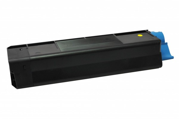 MSE Premium Farb-Toner für Oki C5250/ C5450 Yellow High Yield - kompatibel mit 42127454