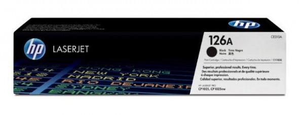Original Toner Hewlett Packard CE310A