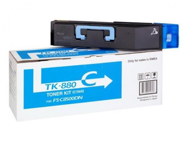 Original Toner Kyocera 1T02KACNL0 / TK-880C