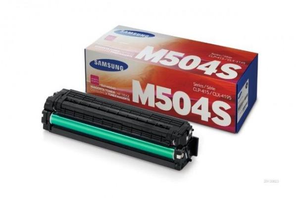 Original Toner Samsung SU292A / CLT-M504S/ELS