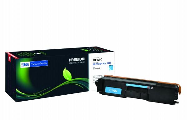 MSE Premium Farb-Toner für Brother HL-L9200/L9300 Cyan - kompatibel mit TN900C