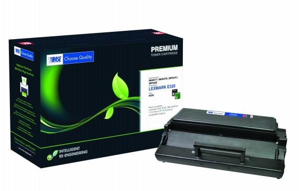 MSE Premium Toner für Lexmark E320 High Yield - kompatibel mit 08A0477