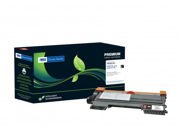 MSE Premium Toner für Brother HL-2240/2250/2270 XXL - kompatibel mit TN2220-XXL
