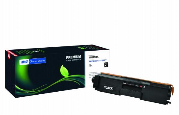 MSE Premium Farb-Toner für Brother HL-L8350 Black - kompatibel mit TN329BK