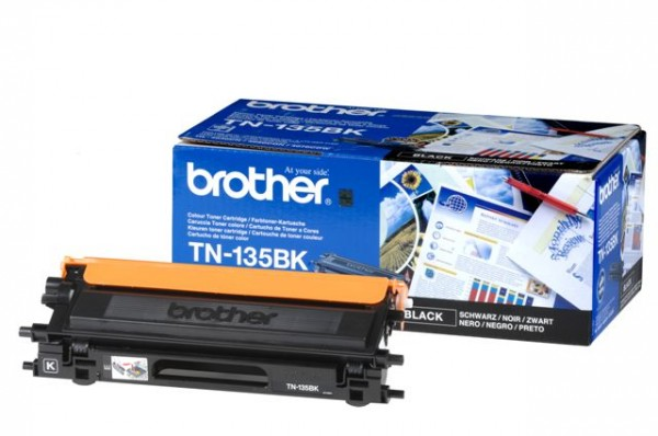 Original Toner Brother TN135BK