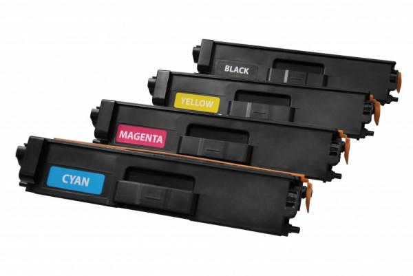 MSE Premium Farb-Toner für Brother HL-L8250/L8350 CMYK Multipack - kompatibel mit TN326BK/C/M/Y