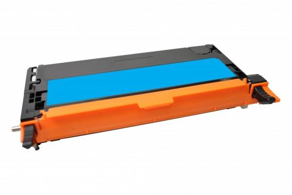 MSE Premium Farb-Toner für Dell 3110CN Cyan - kompatibel mit 593-10166