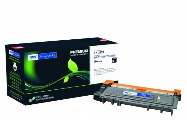MSE Premium Toner für Brother HL-L 2300/2340/2360/2365 - kompatibel mit TN2320