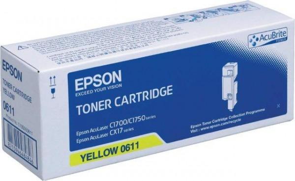 Original Toner Epson C13S050611