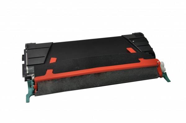MSE Premium Farb-Toner für Lexmark C736 Black High Yield - kompatibel mit C736H2KG