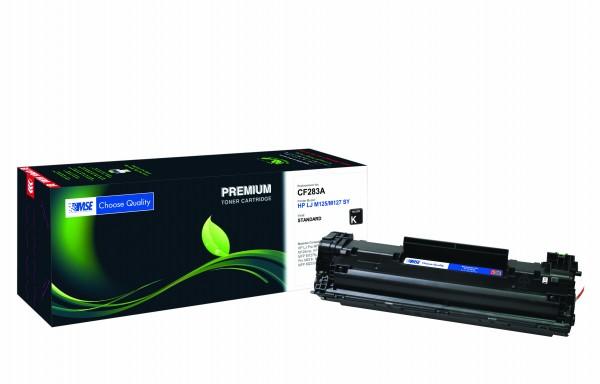 MSE Premium Toner für HP LaserJet M125/M127 (83A) - kompatibel mit CF283A