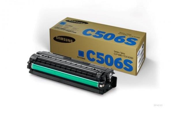 Original Toner Samsung SU047A / CLT-C506S/ELS