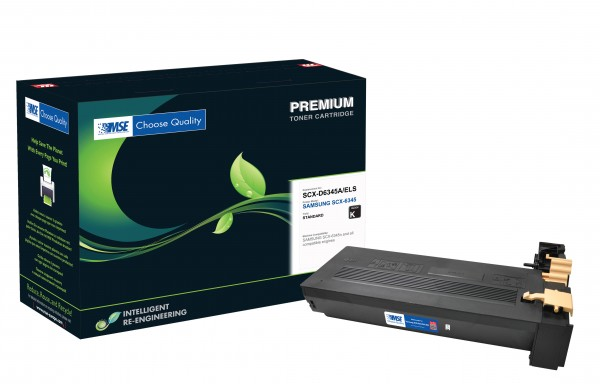 MSE Premium Toner für Samsung SCX-6345 - kompatibel mit SCX-D6345A/ELS