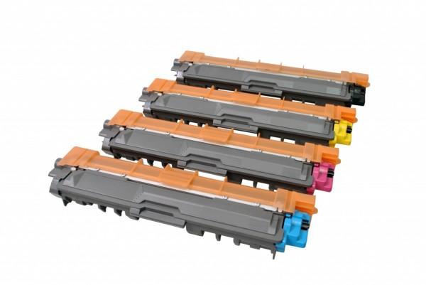 MSE Premium Farb-Toner für Brother HL-314CW/DPC-9015CDW Bundle Pack - kompatibel mit TN241BK/TN245C/