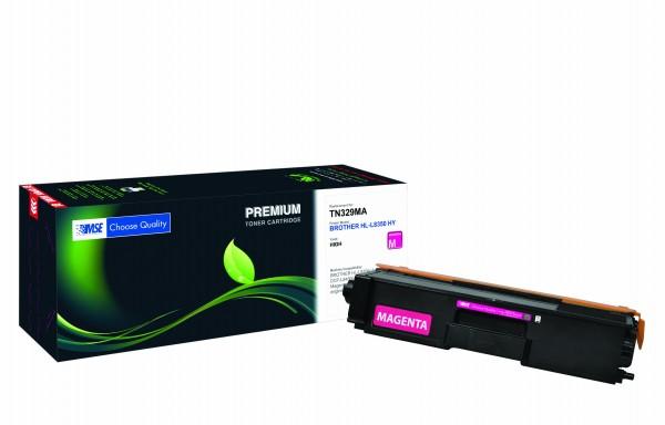 MSE Premium Farb-Toner für Brother HL-L8350 Magenta - kompatibel mit TN329M