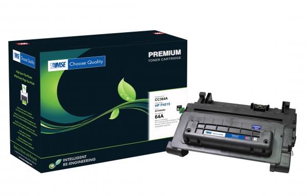 MSE Premium Toner für HP LaserJet P4014 XXL - kompatibel mit CC364A-XXL